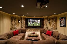 Media Room Designs - 119 ultimate man cave ideas furniture signs u0026 decor