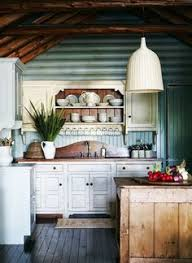 contemporary country kitchens interiors redonline red online