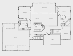 4 bedroom 1 story house plans 100 1 floor house plans small one story house plans one