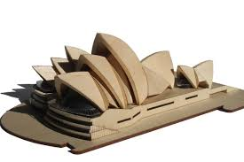 architectural model kits model architecture sydney opera house model kit architectureau