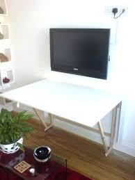 Fold Out Desk Diy Diy Fold Desk Fold Desk Diy Fold Out Convertible Desk