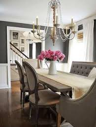 beach style dining room by corine maggio natural designs for