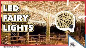 solar powered led fairy lights solar powered led fairy lights decorate with string lights youtube