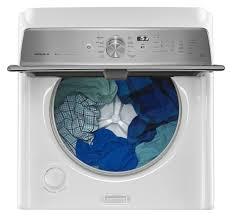 maytag 5 3 cu ft white top loading washer mvwb835dw