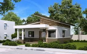 2 bedroom small house plan with porch home design simple house