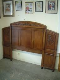 oak headboard king 44 best headboards only images on pinterest