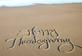 happy thanksgiving from isle isle