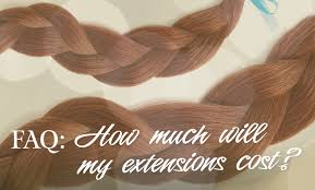 how much are extensions faq how much will my extensions cost great lengths