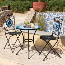 tile patio table set furniture tile patio dining table set diy ceramic top mosaic