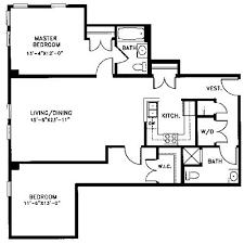 two bedroom two bath floor plans apartment floor plans legacy at arlington center