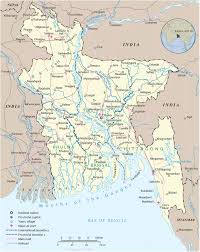 Map Of Southern Asia by Bangladesh Map Dhaka Asia