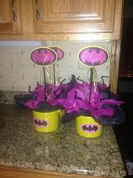 Batman Table Decorations 7 Best Batman Birthday Party Ideas Images On Pinterest Birthday