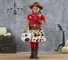Cowgirl Halloween Costume Cowgirl Costume Pottery Barn Kids