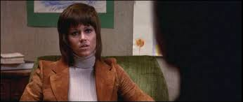 photos of jane fonda s klute hairdo dreams are what le cinema is for klute 1971