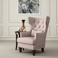 astaire french style accent arm chair reading room with curved back