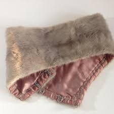 Midcentury Modern Finds - vintage fashion store 1930s mink collar sweet finds vintage