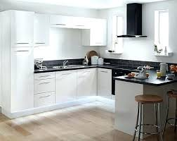 white kitchen with black island white cabinets black island white cabinets black island with white