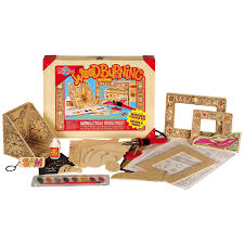 amazon com t s shure woodburning creations kit toys u0026 games