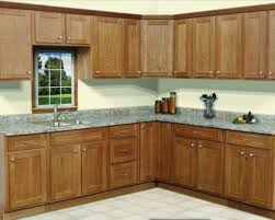 Cognac Kitchen Cabinets by Builder Value Series Cabinets
