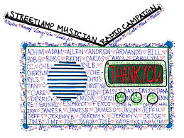 radio k che streetl musician radio caign kickstarter is 106 funded