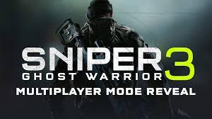 sniper ghost warrior 3 on steam