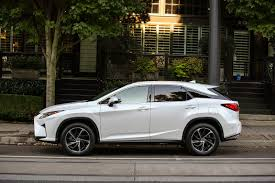 performance lexus of lincoln 2016 lexus rx 350 review carsdirect