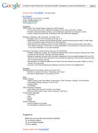 Resume Templates Open Office Google Resume Format Office Resume Format Resume Template Open