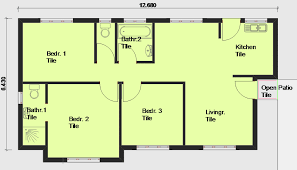 free printable house blueprints floor plan budget plans courtyard house north mediterranean kerala