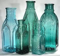 best 25 green glass bottles ideas on vintage green