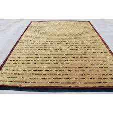 Area Rug 8 X 10 Gorgeous Wool U0026 Silk Handmade Tibetan Area Rug 8 U0027 X 10 U0027 Made In Nepal