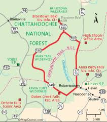 maryland byways map wildernet brasstown scenic byway scenic byways