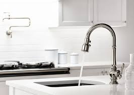 Wall Mounted Faucet Kitchen Decorating Breathtaking Kohler Faucets For Contemporary Bathroom