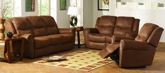 Brown Leather Sofa And Loveseat Distressed Leather Sofa As Glamour Item Exist Decor