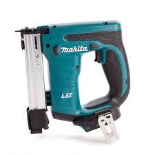 makita dst221z 18v cordless li ion stapler body only dst 221 z