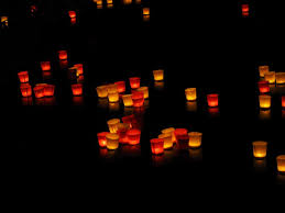 free photo candles festival of lights lights floating candles