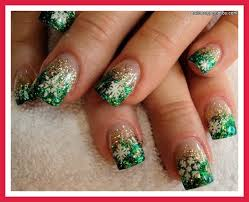 christmas tree nails cute pointy nails cute gel