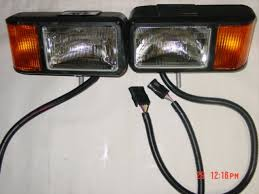 meyer snow plow replacement lights plow lights meyer truck lite lights only 80900 universal