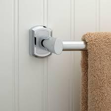 aylett towel bar bathroom