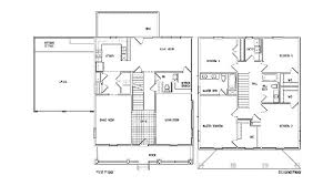 Single Family Floor Plans Floorplans Masters Hill Lincoln Military Housing