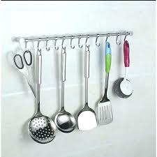 porte ustensile cuisine porte ustensile de cuisine barre ustensiles cuisine 12 crochets