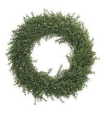 boxwood wreath faux 24 boxwood wreath reviews joss