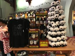 nightmare before merchandise at disney parks the