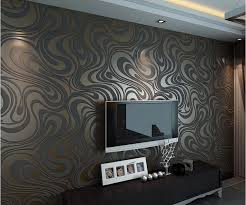 3d Wallpaper Interior High Quality 0 7m 8 4m Modern Luxury 3d Wallpaper Roll Mural Papel