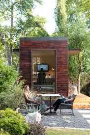 92 square foot backyard office by sett studio contemporist