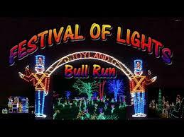 bull run park christmas lights festival of lights bull run holiday christmas centreville va 2016
