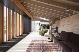 Natural Neutral Decor Living Room Interior Design Ideas - Nature interior design ideas