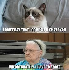 Grandma Meme - grumpy grandma memes quickmeme