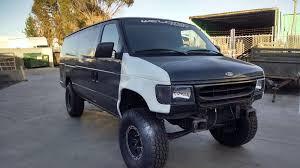 prerunner bronco bumper ford e series fiberglass fender