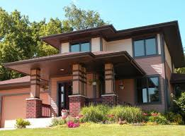prarie style homes home design enchanting prairie style homes design with brick