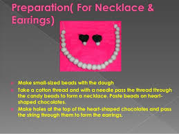 edible candy jewelry no cook instant chocolate with edible candy jewelry for s d